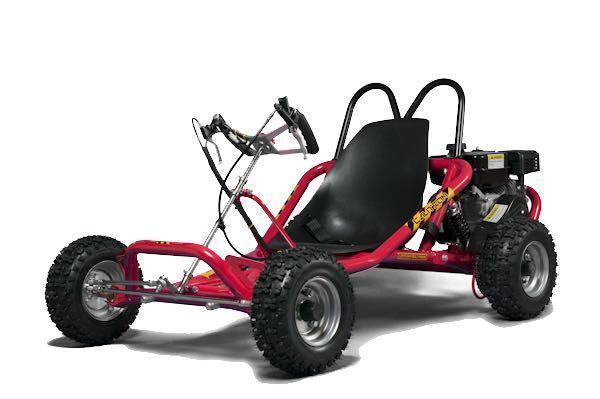 200cc Billycart Red - go karts store toowoomba