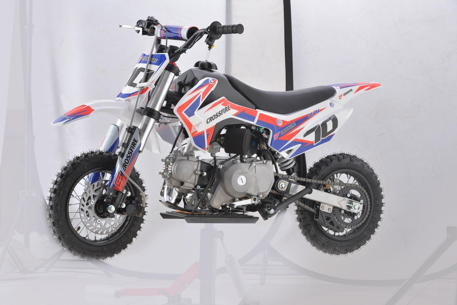 ALL NEW 2020 Crossfire CF70-2020 - dirt bikes store dalby