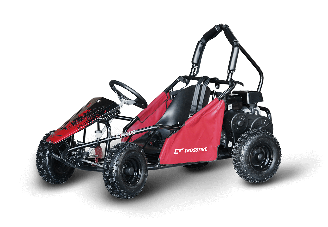 Crossfire Go-Kart 100 Main - go karts store dalby