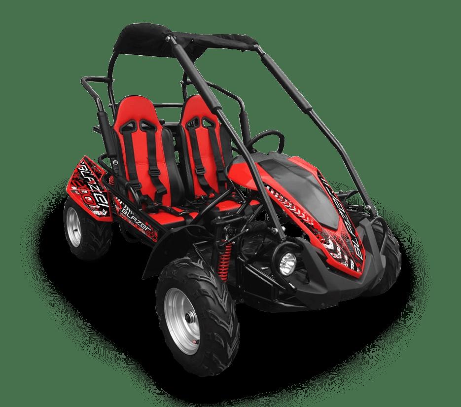 Crossfire Go kart Blazer 200R Main - go karts store warwick