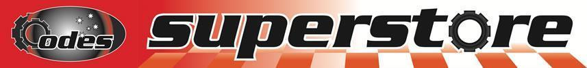 Odes Superstore  ATV Chinchilla Logo