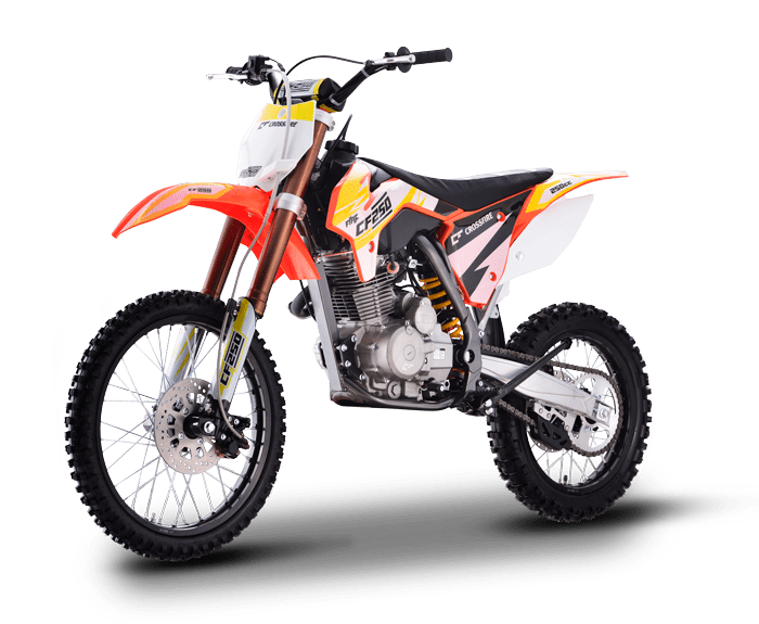 Crossfire CF250 2018-2019 - dirt bikes store dalby