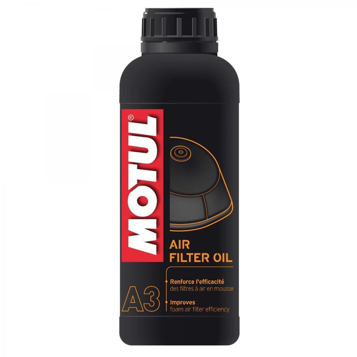Motul air Filter Oil - dirt bike accessories